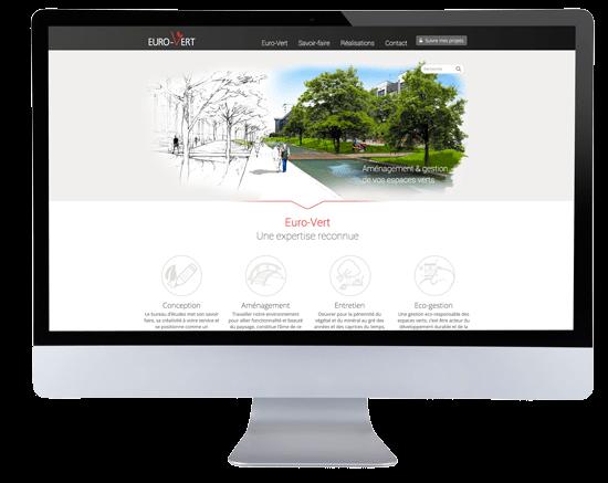 site internet avec espace client