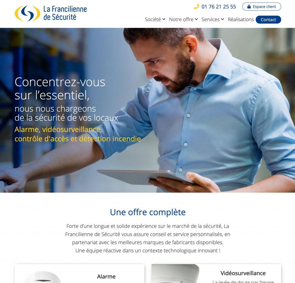 site internet entreprise