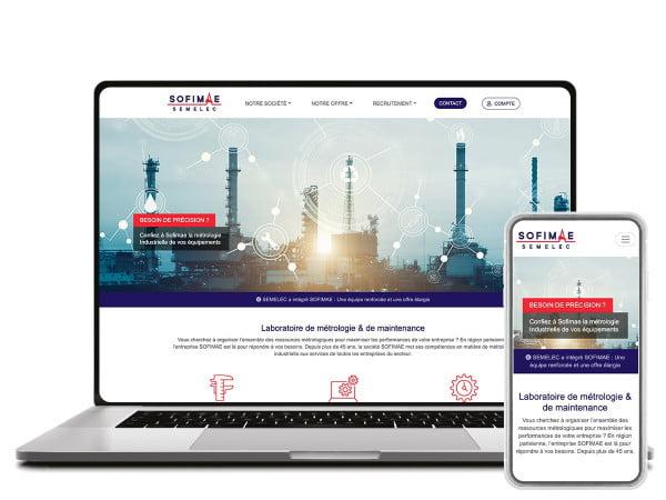 Création de site Internet, agence web
